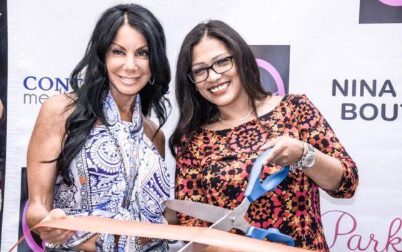 RHONJ Danielle Staub and Nina Ambre Boutique owner Trish Ramado
