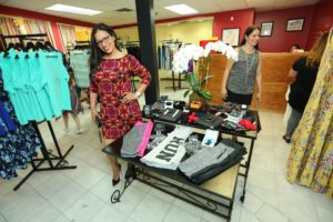 Boutique Owner Trish Ramado. Photo credit: Marvin Jackson